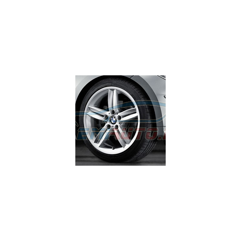 Genuine BMW Light alloy rim (36118036939)