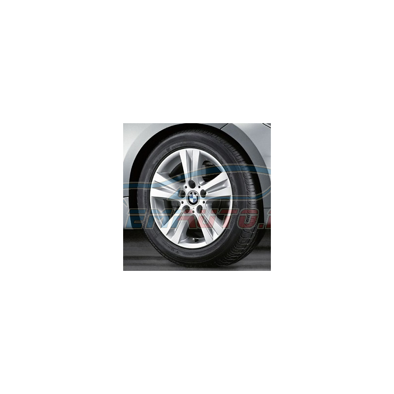 Genuine BMW Light alloy rim (36116779696)
