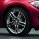 Оригинал BMW Колесный диск легкосплавный, Ferricgrey (36117842607)