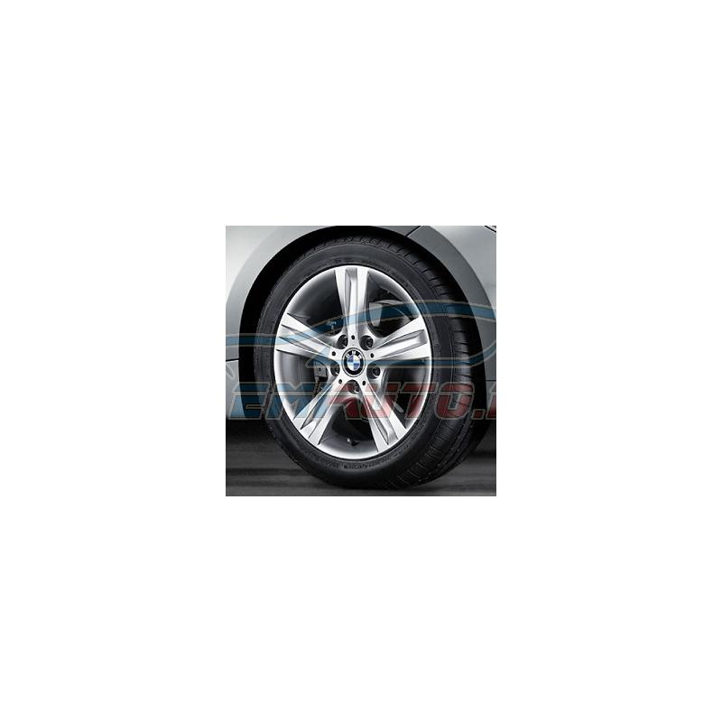 Genuine BMW Light alloy rim (36116779791)