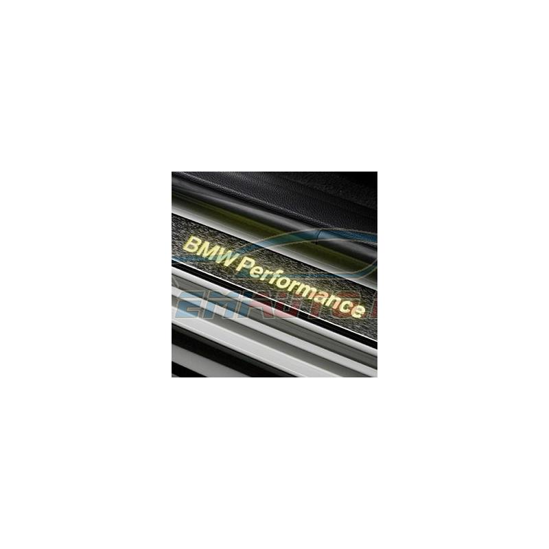 Оригинал BMW К-т доосн.дек.накладкой на порог с подс. (51472151833)