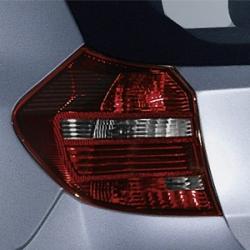 Оригинал BMW К-т доосн.блоками фонарей Зд Black Line (63210432619)