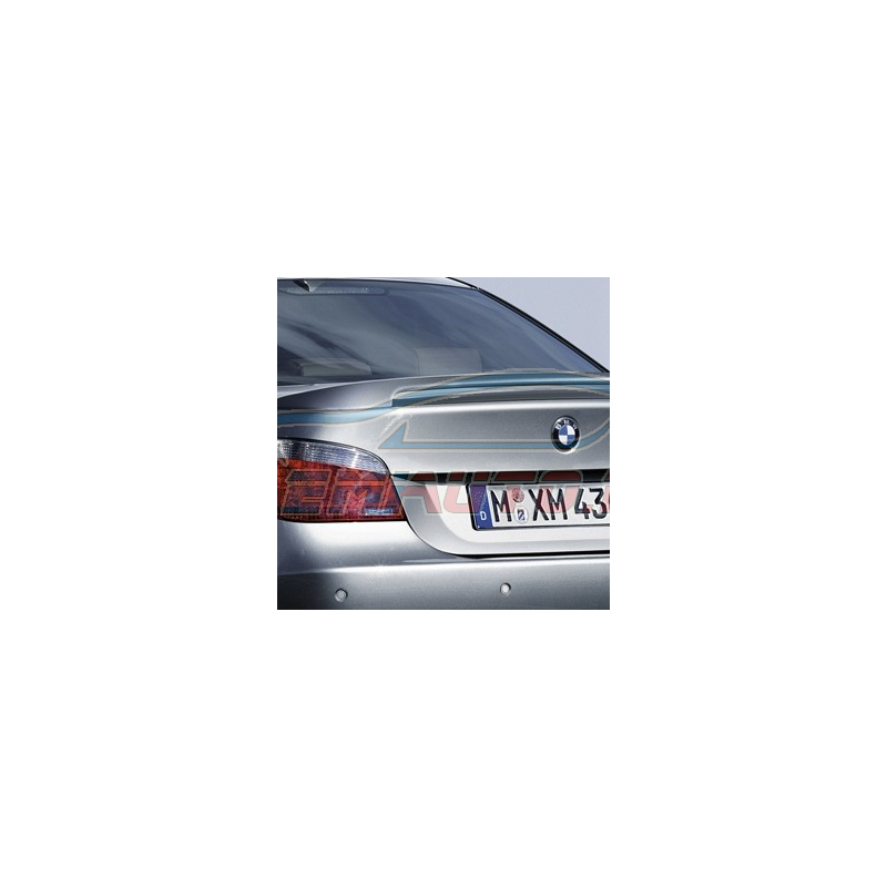 Genuine BMW PRIMED REAR SPOILER (51710148785)