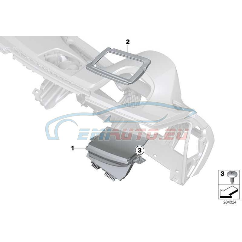 Original BMW Head-Up Display (62309268398)